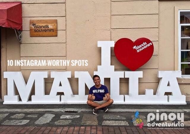 Instagram-Worthy Spots in Manila Philippines