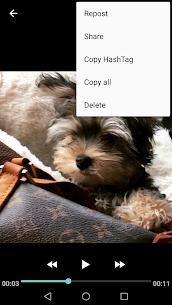 Video Downloader for Instagram Repost App v1.1.77 Mod Apk