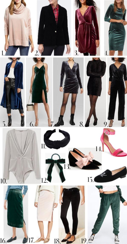 Trend Spotlight: Velvet