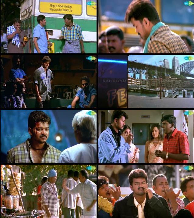 Bhaghavathi 2012 Hindi Dubbed 720p HDRip