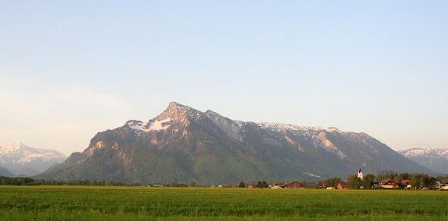 Keanehan Tingkat Tinggi Di Gunung Untersberg