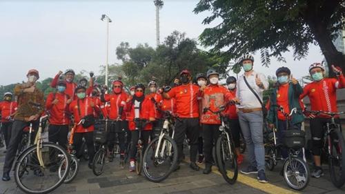 Peringati Hari Bersepeda Sedunia Bersama Dubes Belanda, Ini Ajakan Anies ke Masyarakat Jakarta