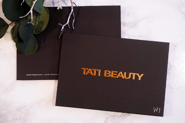 [Review] Tati Beauty - Textured Neutrals Vol 1 Eyeshadow Palette