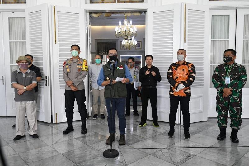 Ridwan Kamil : PSBB di Bodebek Dimulai Rabu Pukul 00:00 WIB