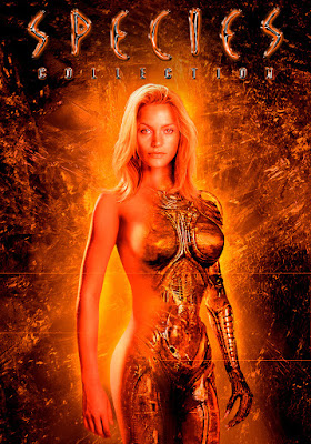 COMBO Species Colección DVD9 HD Dual Latino + Sub