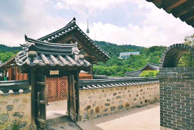 Namsanol Hanok Village