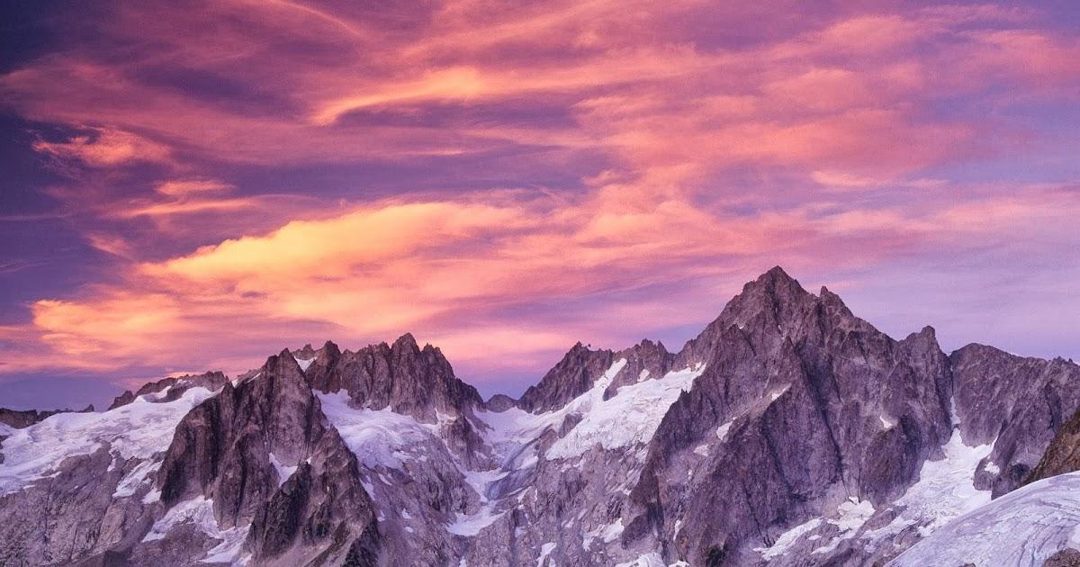 Fondo Escritorio Montañas Nevadas: Fondo De Pantalla Montañas Nevadas