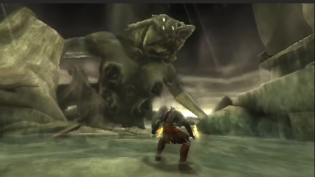 god of war for ppsspp-Play it in ANDROID Highly compressed file