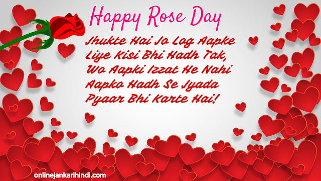 Happy Rose Day 2020 Wishes,Quotes,Images With Rose Day Messages