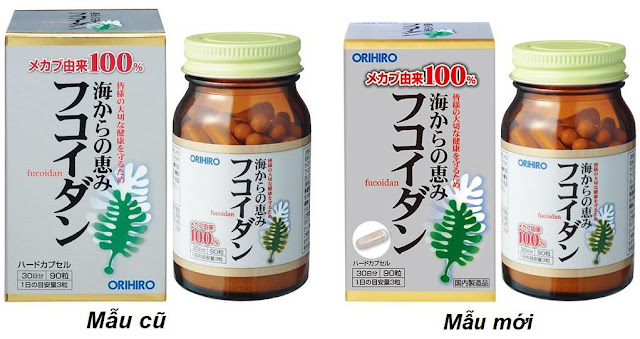 tao Fucoidan Orihiro