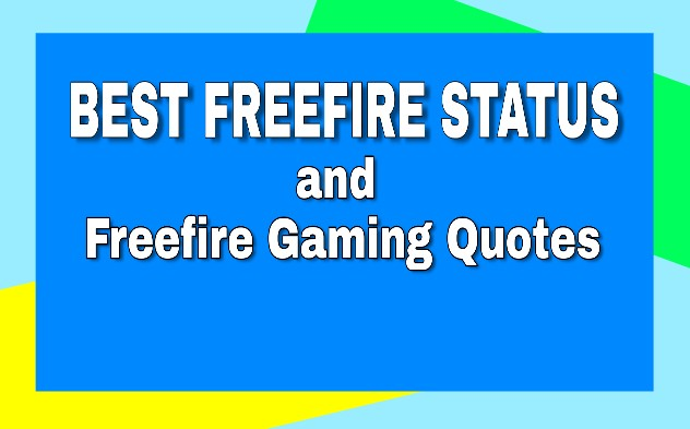 Best_Freefire-Status