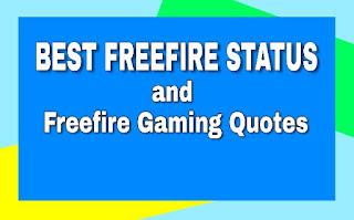 Best_Freefire-Status