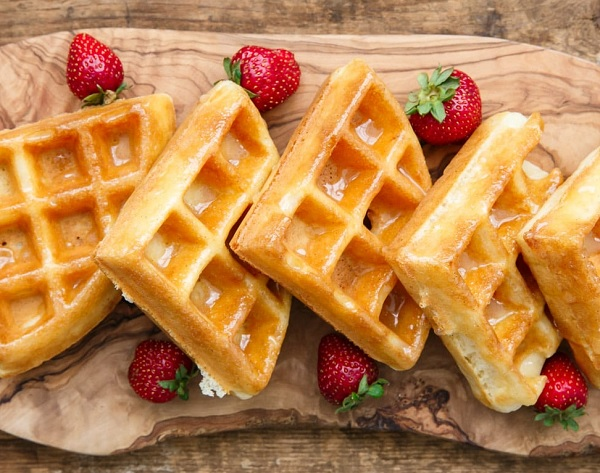 How to make crispy waffles
