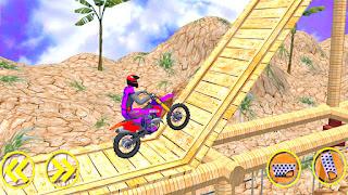 Impossible Bike Ride and Balalnce Game - apk download | Bike Games | Bike 3D Games