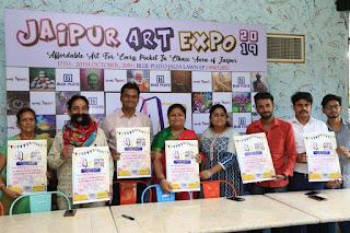 Jaipur art expo
