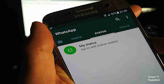 Ways to Download or Save WhatsApp status Pictures and Videos on your Mobile Phone(Gallery)
