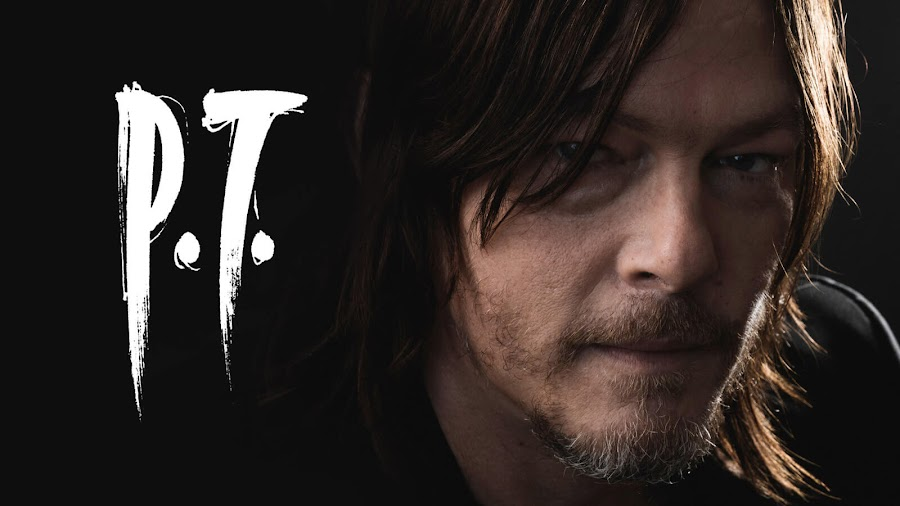 pt silent hills camera hack player character norman reedus face reveal psychological horror game konami