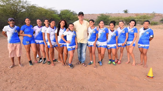 Em Ibimirim, Charles do Paulistão, cria programa para incentivar de esportes