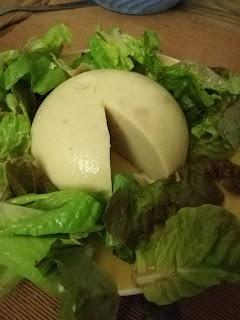 formaggio ceci vegan