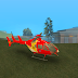 Helicóptero samu/bombeiros