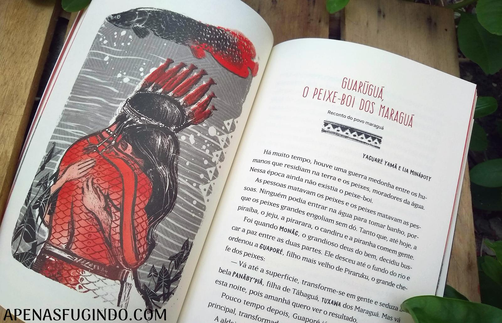 nós uma antologia de literatura indígena companhia das letrinhas