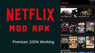 Netflix moded 2020 by cinehub v2