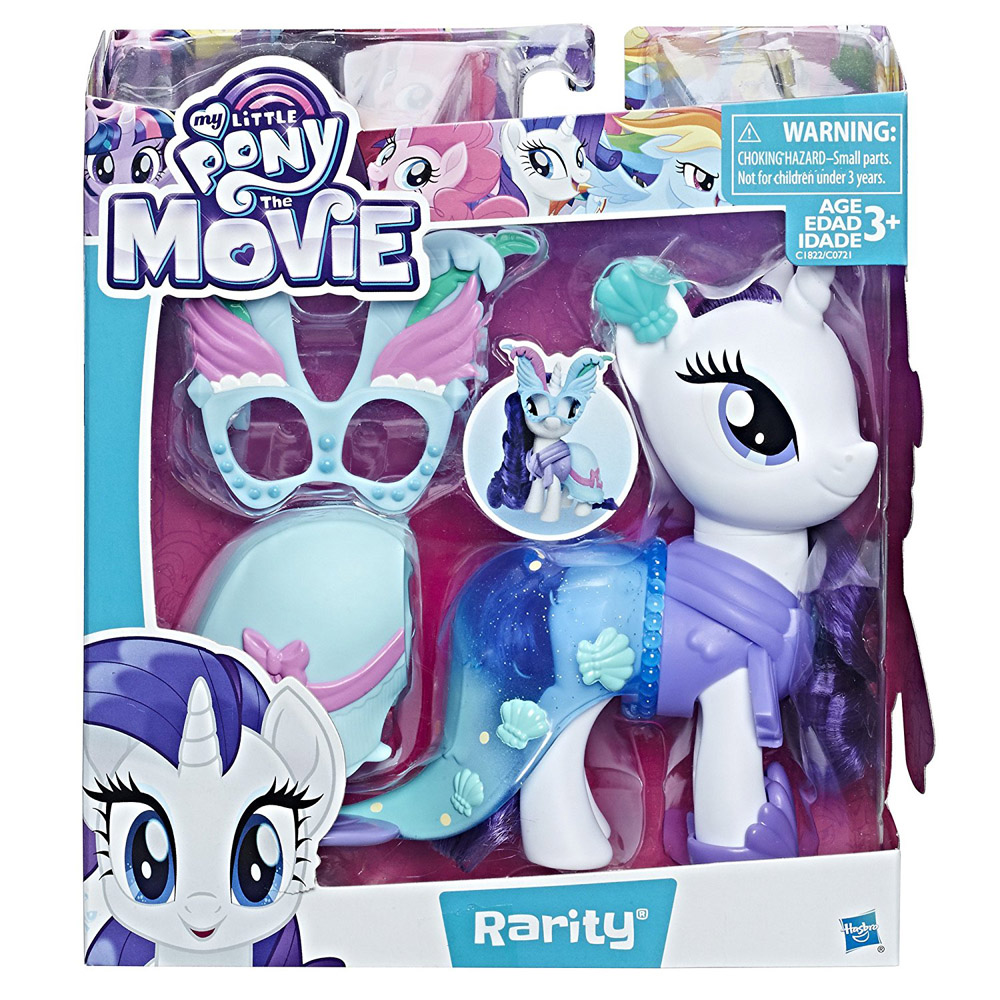Mlp Rarity Brushables Mlp Merch