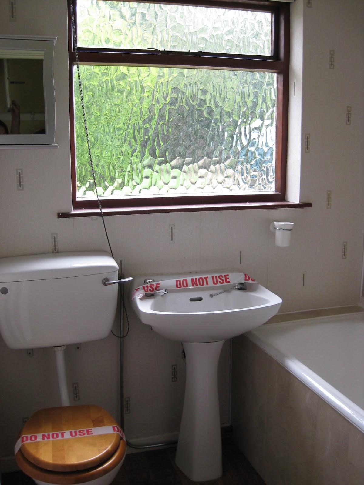 soaps and roses la salle de bain part 1 the renovation. Black Bedroom Furniture Sets. Home Design Ideas