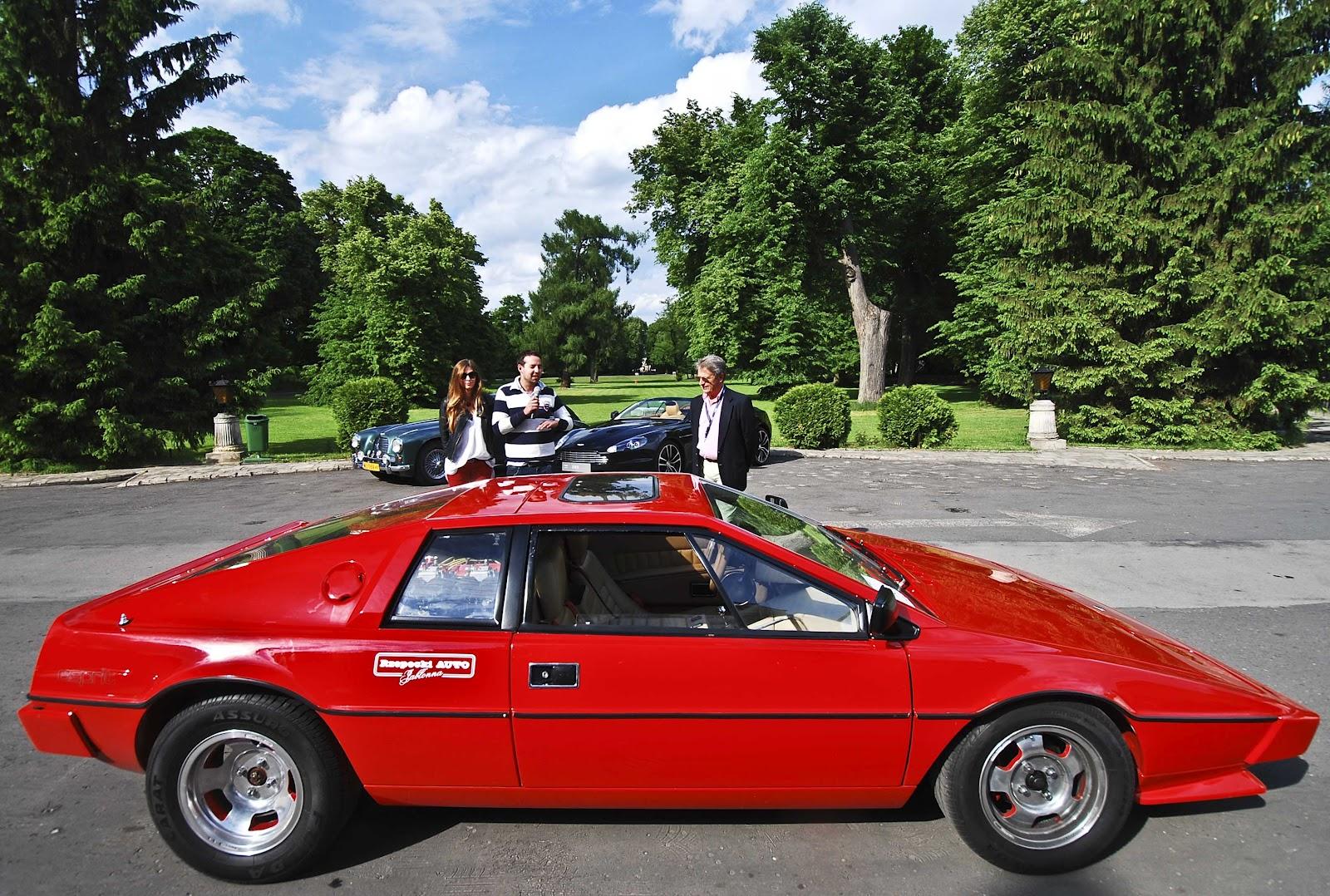 W Wa Jeziorki Classic British Cars Jablonna