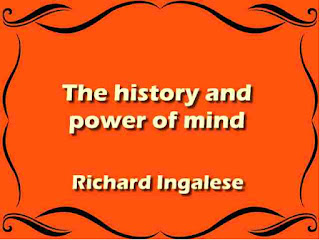 The history and power of mind