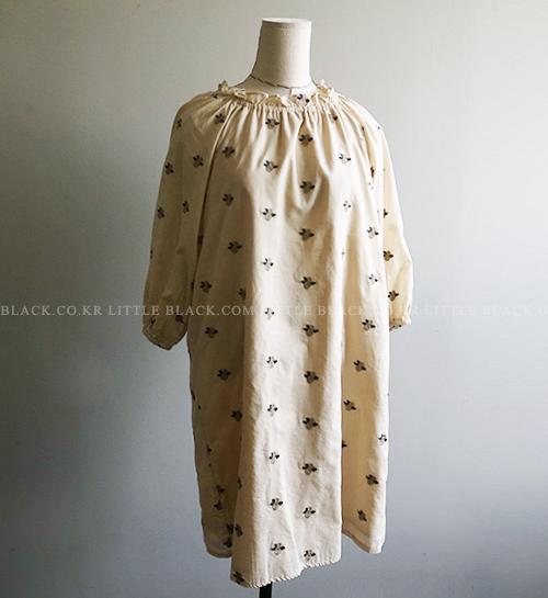 Cotton Two-Way Dress