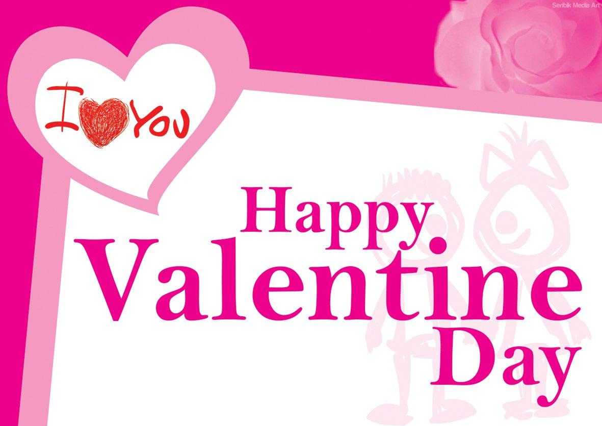 7 Kartu Ucapan Selamat Hari Valentine Terbaik