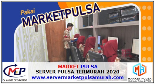 Server Pulsa Termurah
