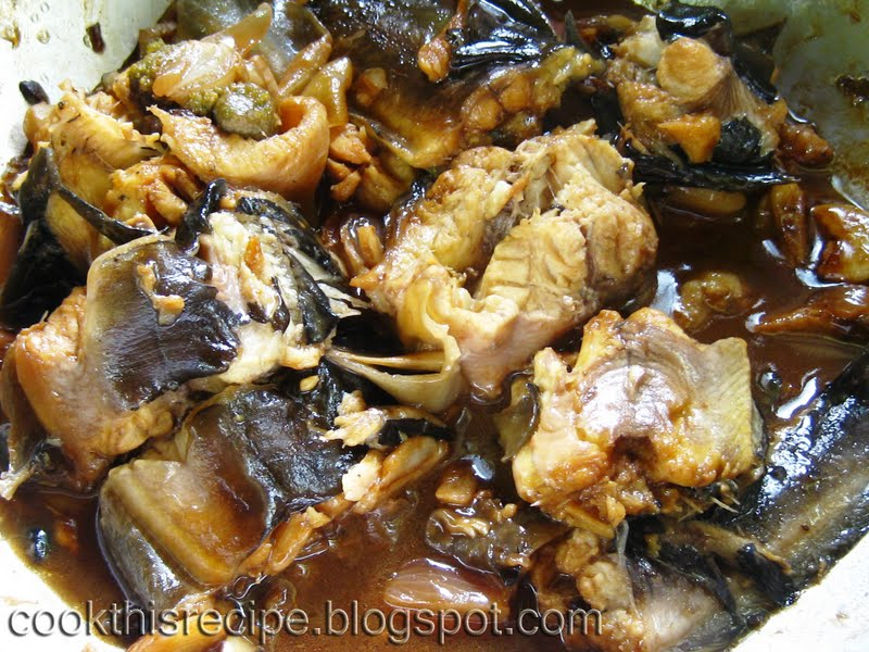 Cook this Recipe: Adobong Hito