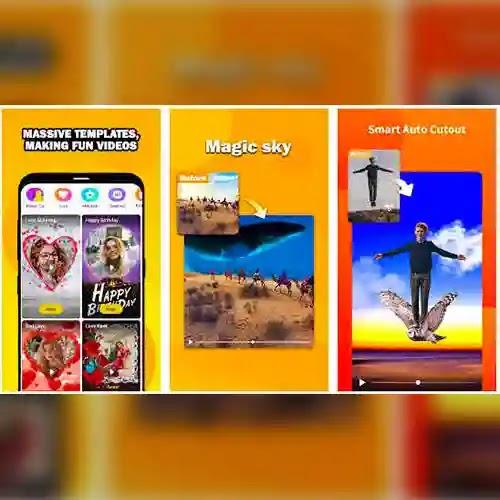Noizz - Formerly Biugo App هو برنامج لتحرير الفيديو على نظام الاندرويد تم تطويره بواسطة biugoTools يمنحك استخدام القوالب المذهلة لتطبيق Biogo تجربة مختلفة تمامًا عن تحرير الفيديو يتيح لك هذا التطبيق سهل الاستخدام