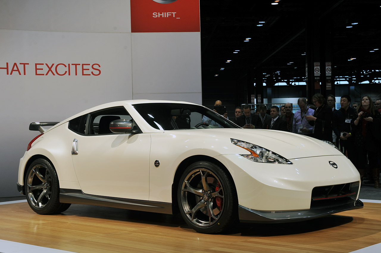Nancys Car Designs 2014 Nissan 370z Nismoa