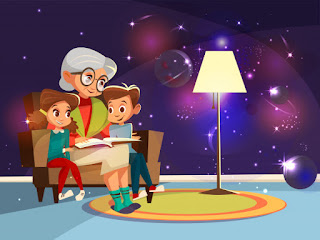Dia dos avós - Música Infantil linda