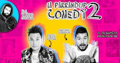 LA PARRANDUP COMEDY 3
