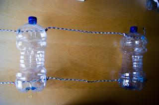 Materiales para realizar maceteros colgantes y verticales