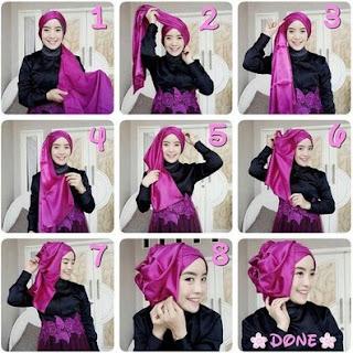 Permalink to Tampil Memukau Saat Berkebaya dengan Tutorial Hijab Modern Kebaya Yang Gak Bikin Ribet