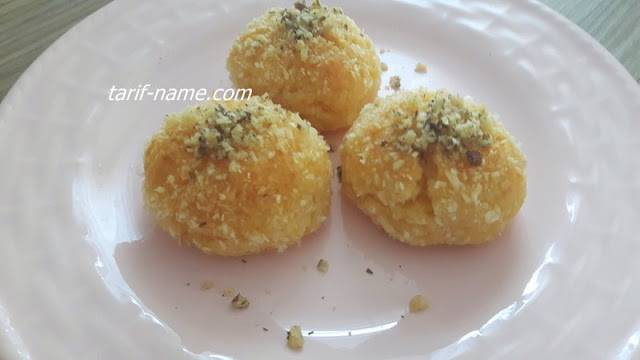 Hint pare tatlısı tarifi