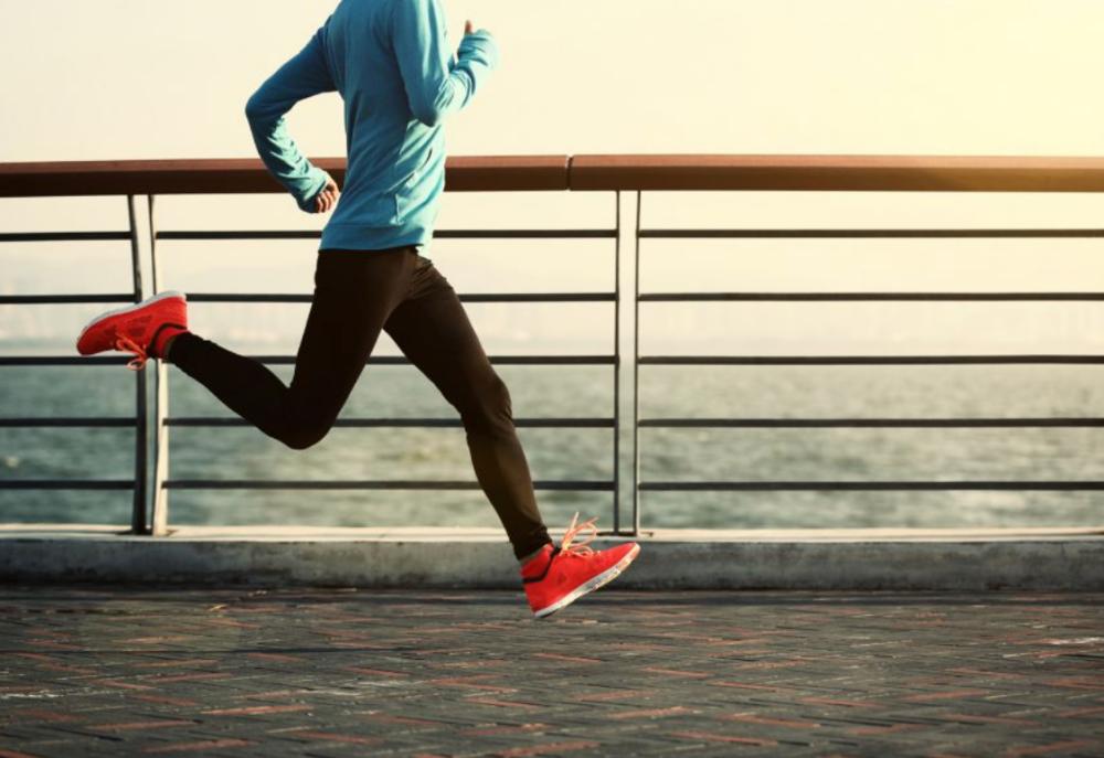 Laufen - der beste Fettkiller
