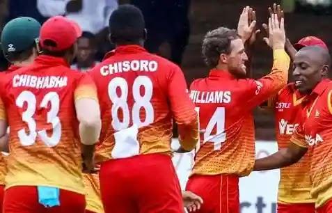 Zimbabwe Announces Full Strength Squad Ready to Upset Pakistan Yet Again