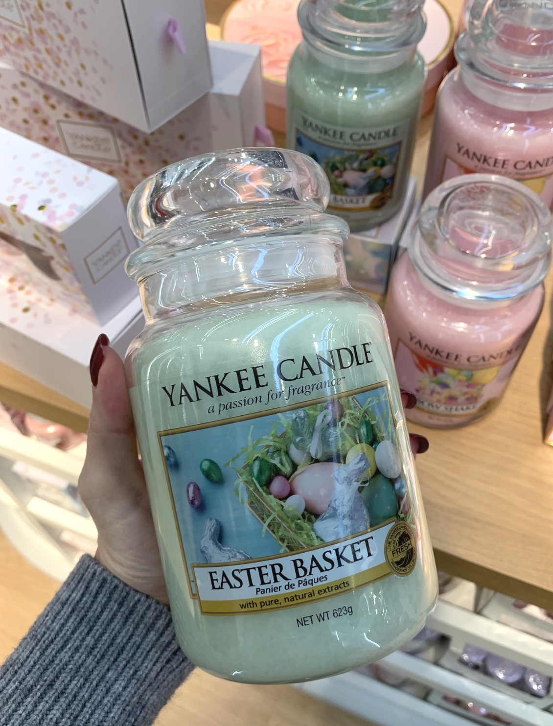 Yankee Candle - Ostern 2019 - Easter Basket