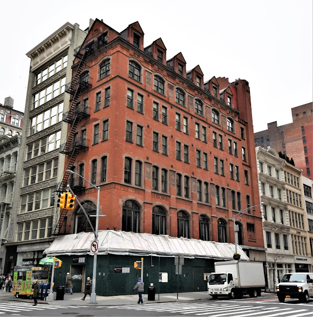 The 1884 Western Union Building - 186 Fifth Avenue