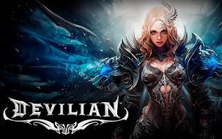 Devilian V1.1.1.42170 MOD Apk + Data ( Full Hack / High Damage )
