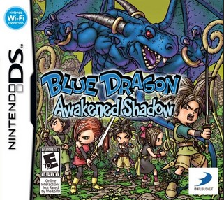 Blue Dragon Awakened Shadow para nintendo ds español