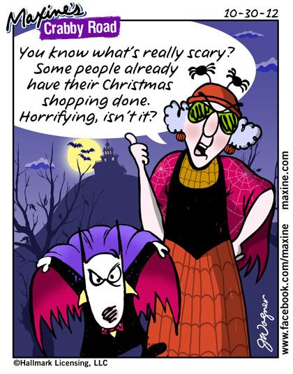 Bailey's Buddy Halloween Funnies