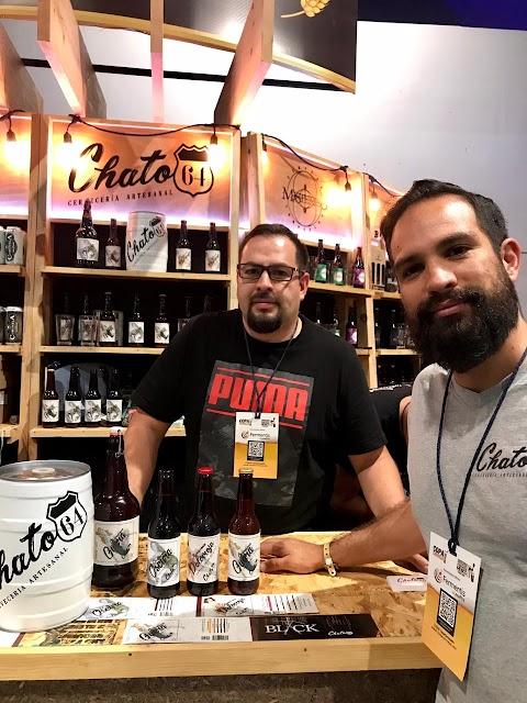 Chato 64 en Cerveza México