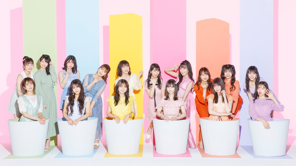 NMB48 Team BII – Be happy